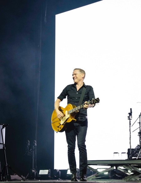 Bryan Adams - Cleber Jr.
