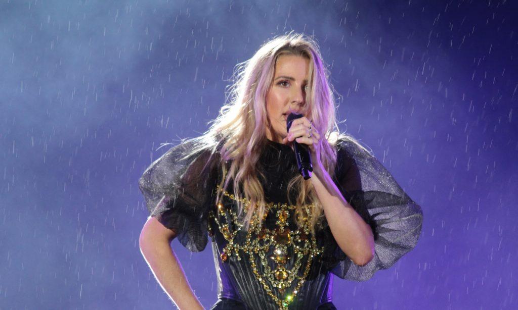Ellie Goulding - Luck Veloso - Rock in Rio