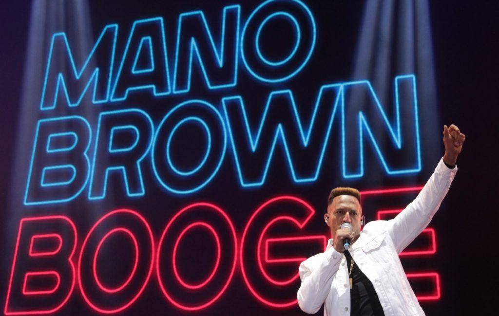 Mano Brown - Luck Veloso - Rock in Rio