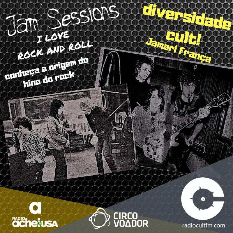 Jam Sessions Diversidade Cult - Jamari França