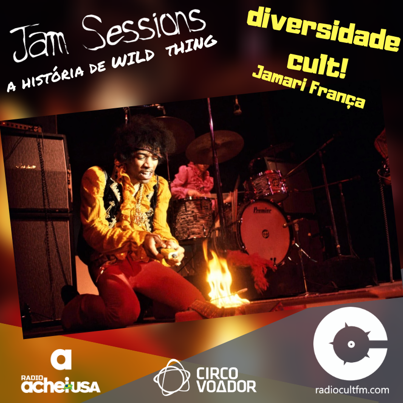 Jam Sessions Diversidade Cult
