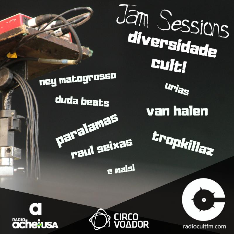Jamari França  - Jam Sessions - Luck Veloso
