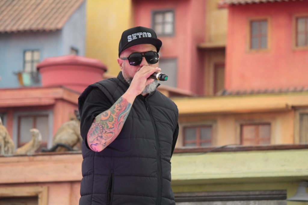 Setor Bronx - Luck Veloso