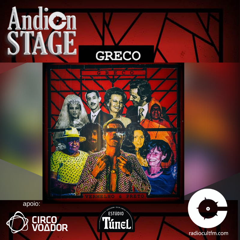 Andion Stage - Greco - Luck Veloso