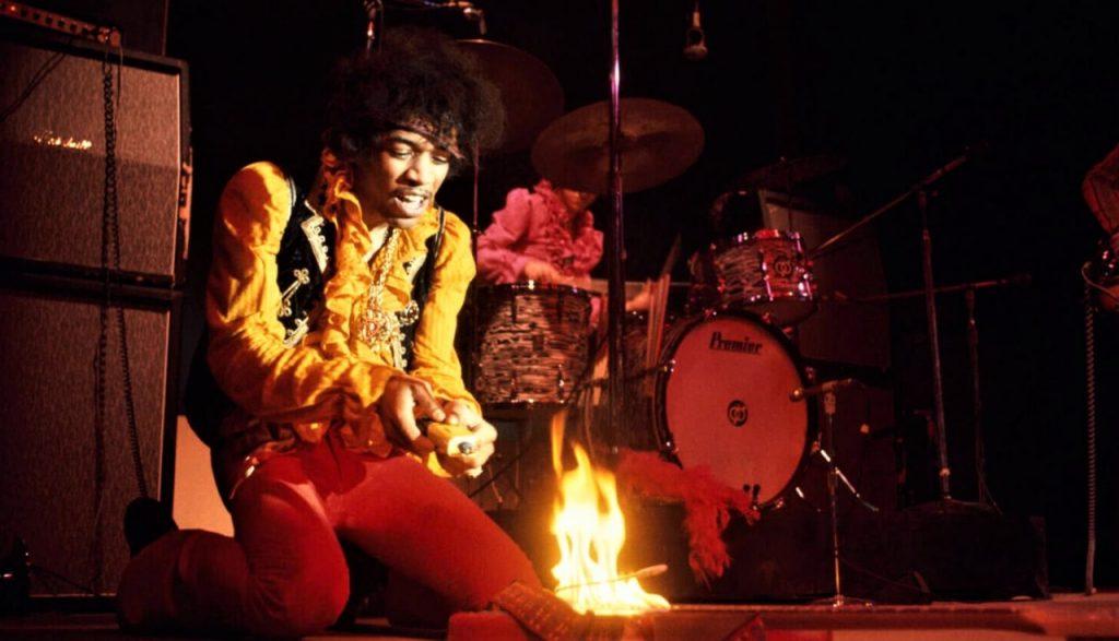 Jimi Hendrix - Monterey Festival