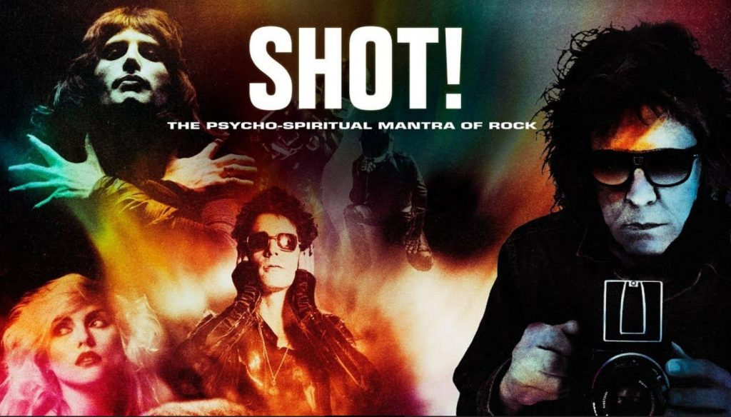 Shot - The Psycho Espiritual Mantra of Rock