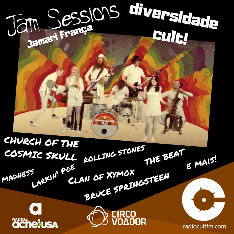 Jam Sessions - Jamari França