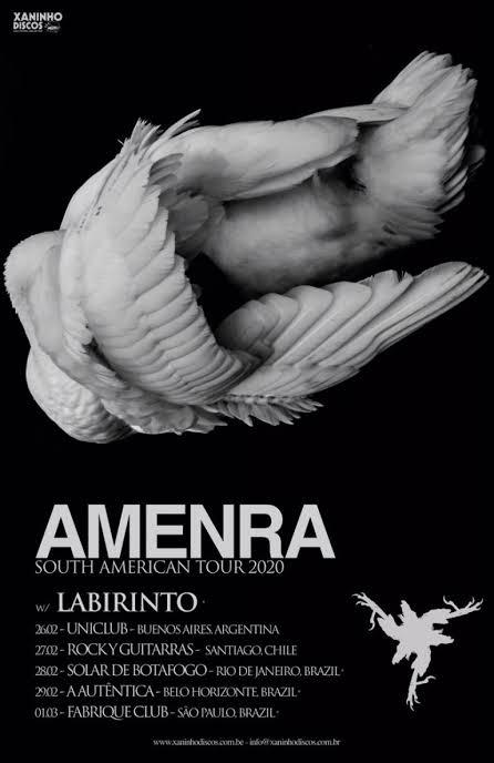amenra tour