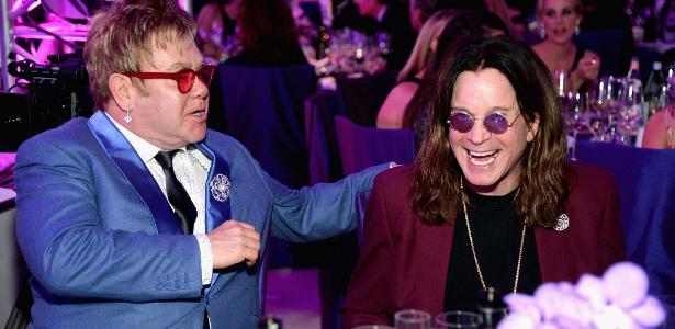 Elton John e Ozzy Osbourne