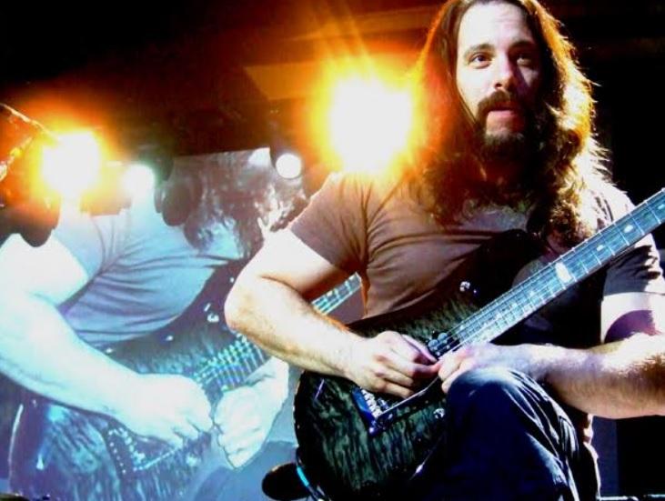 John Petrucci no Rio de Janeiro - Michael Meneses