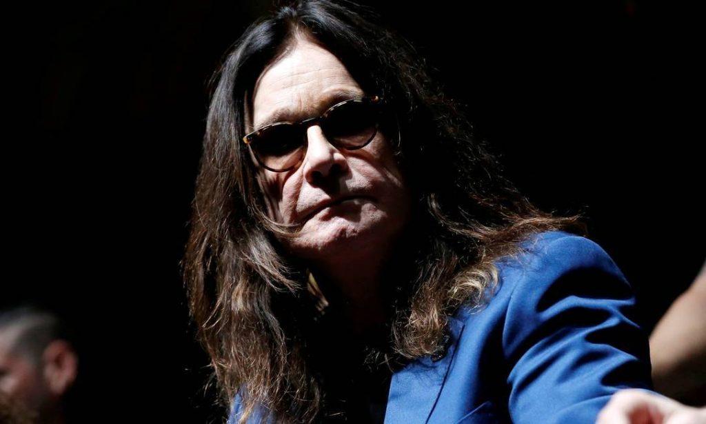 Ozzy Osbourne revela ter Parkinson - divulgação