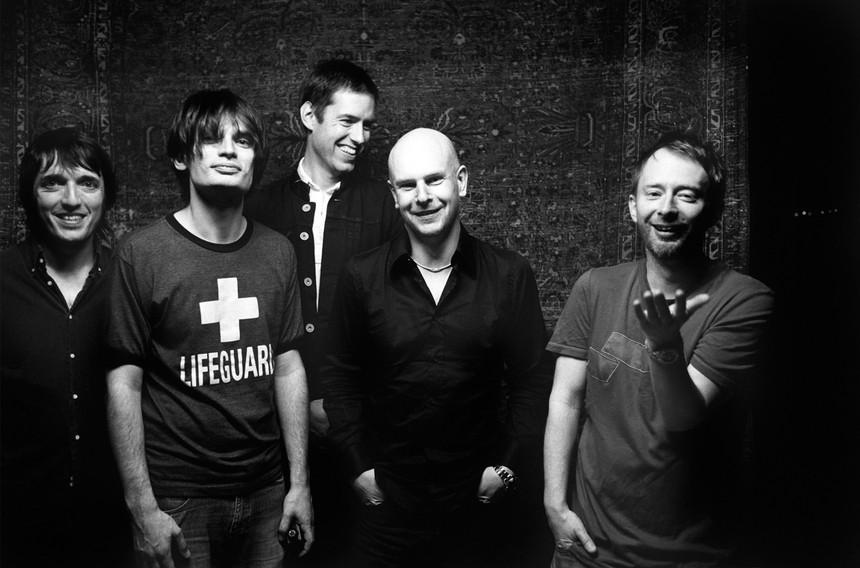 Radiohead - divulgação