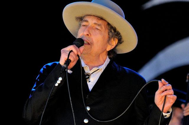 Bob Dylan - divulgação Gus Stewart