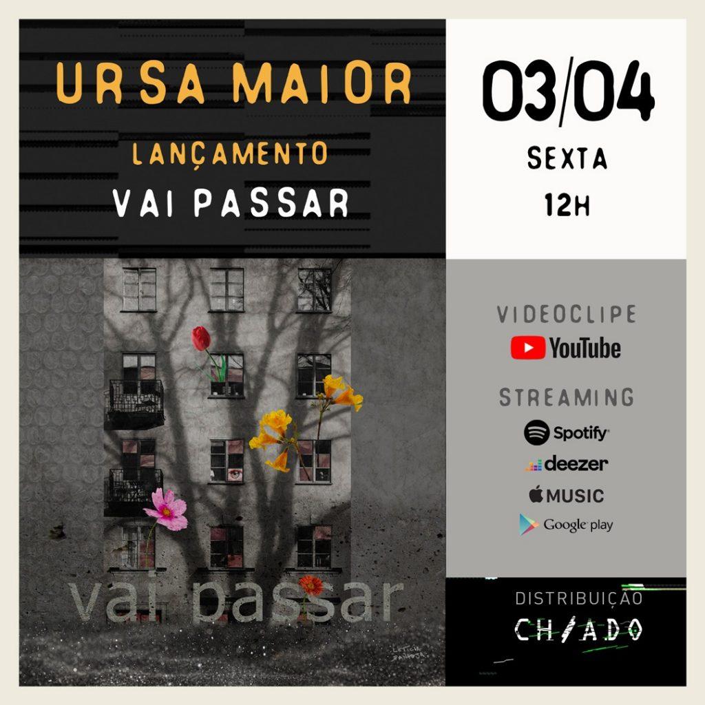 """Lançamento do single """"Vai Passar"""""""