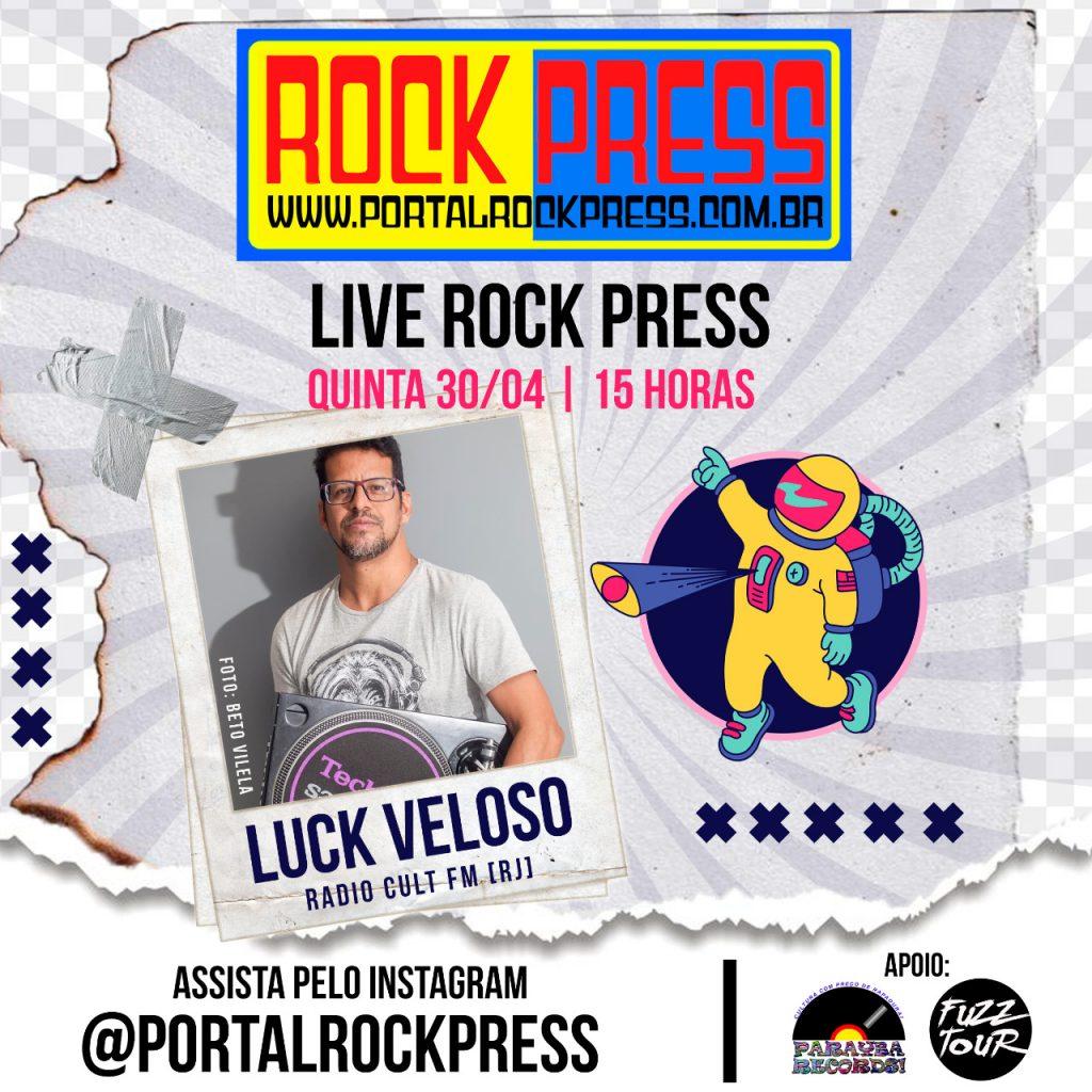 Portal Rock Press - Luck Veloso