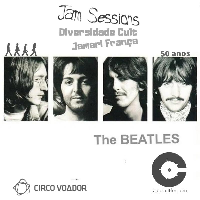Jam Sessions Especial - Álbum Branco - Jamari França