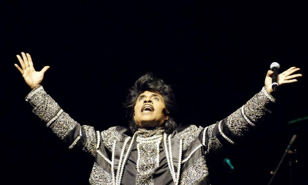 Little Richard /  foto de Stephane De Sakutin