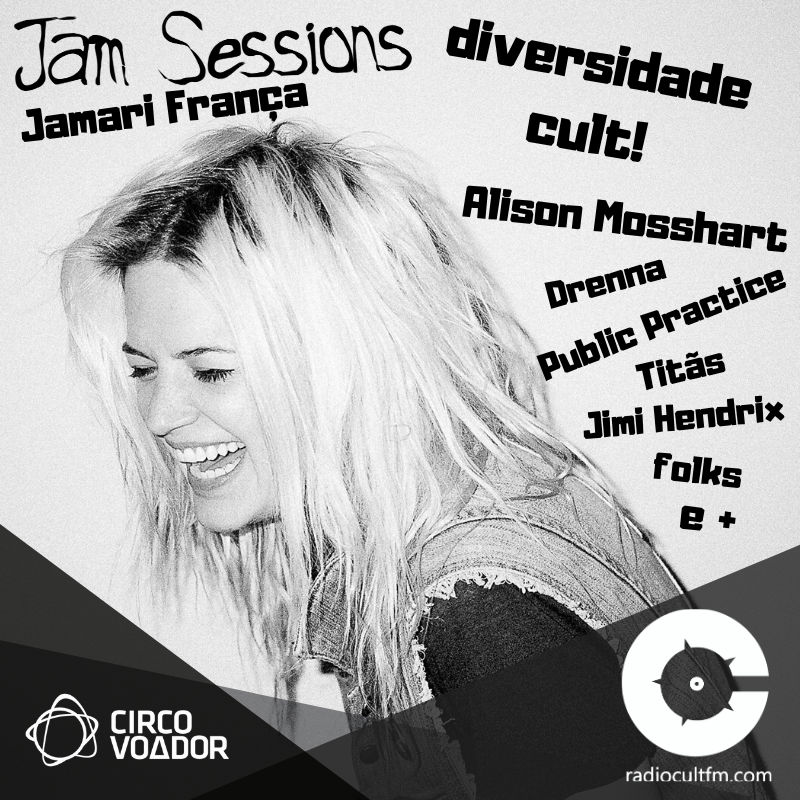 Jam Sessions Jamari França Luck Veloso