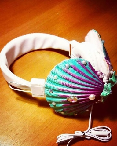 Headphone Shell - Yaga San