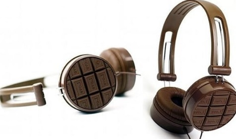 Headphone Chocolate - Yaga San
