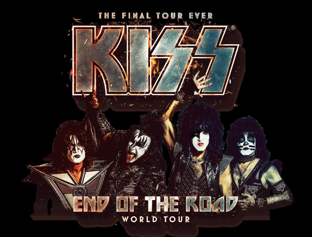 Kiss The Final Tour