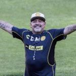 Morre Maradona