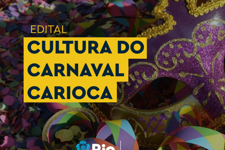 Edital Cultural Carnaval