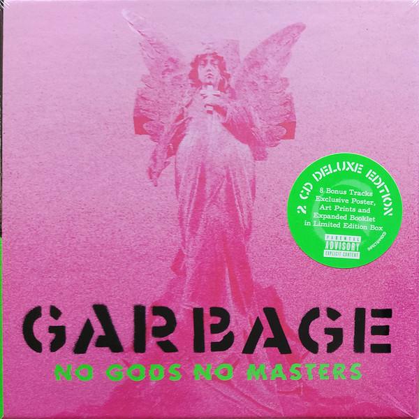 Garbage No Gods no Masters
